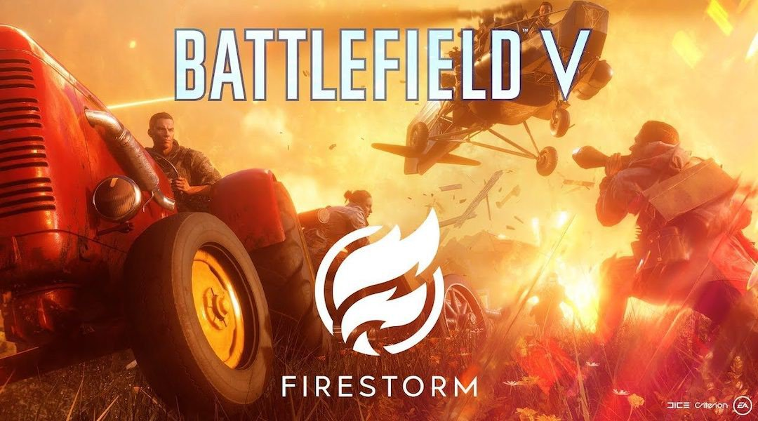 Photo of Firestorm este noul mod de battle royale al lui Battlefield V