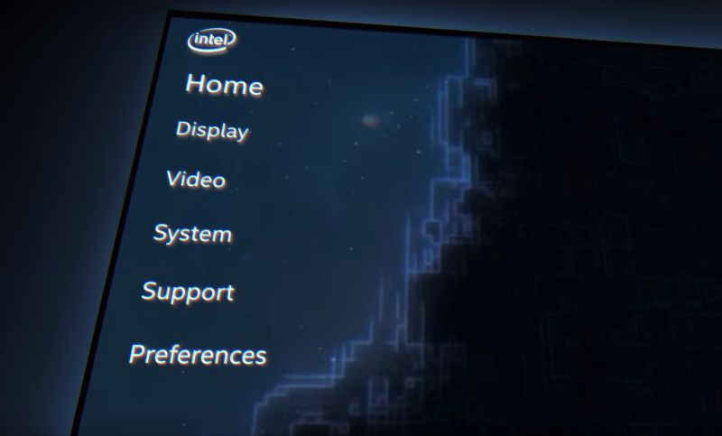 Intel Display