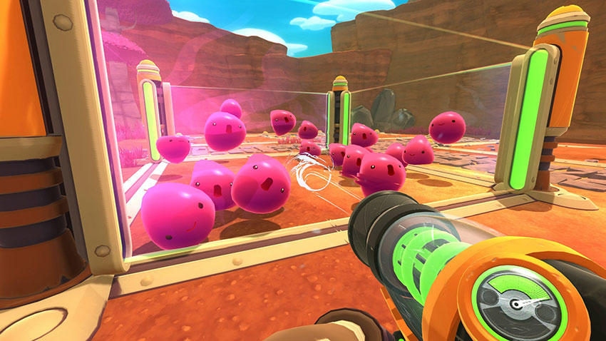 Photo of Slime Rancher, disponibil gratuit pe Epic Games Store