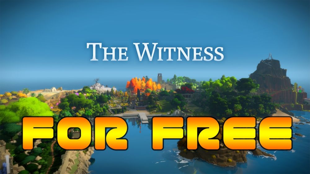 The Witness gratuit