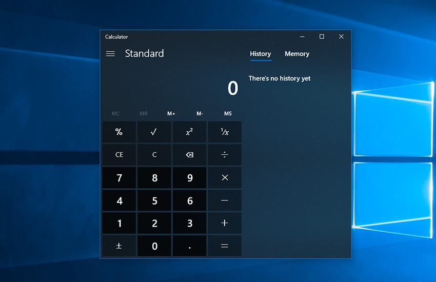 Photo of Microsoft face Windows Calculator open source