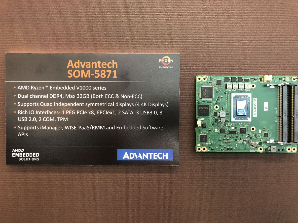 advantech amd