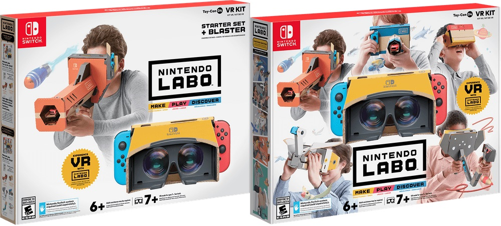 Photo of Nintendo se apucă de VR