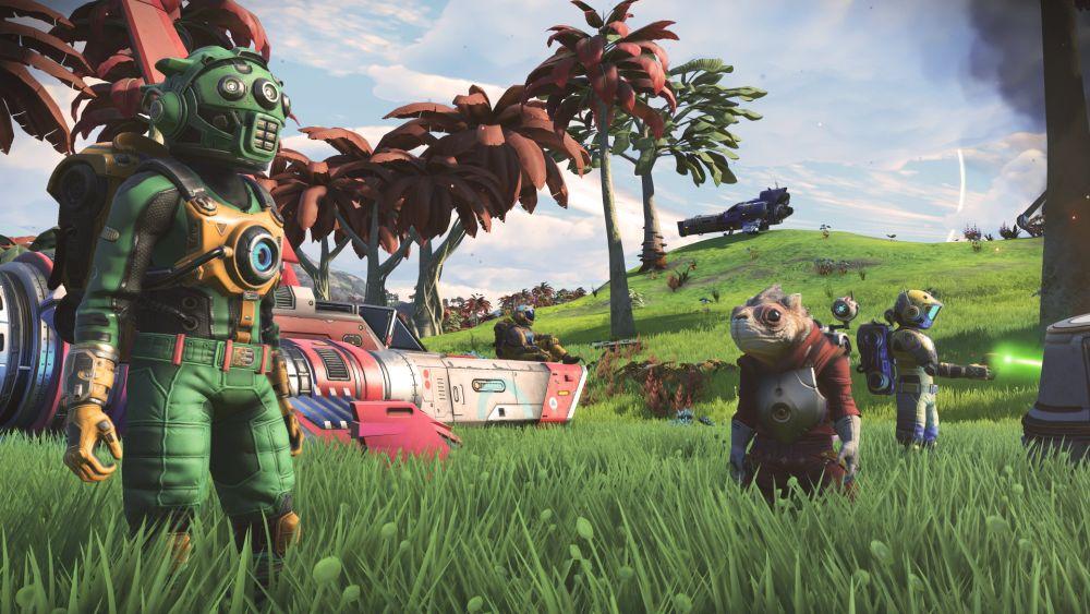 Photo of No Man's Sky va primi componenta online în următorul expansion