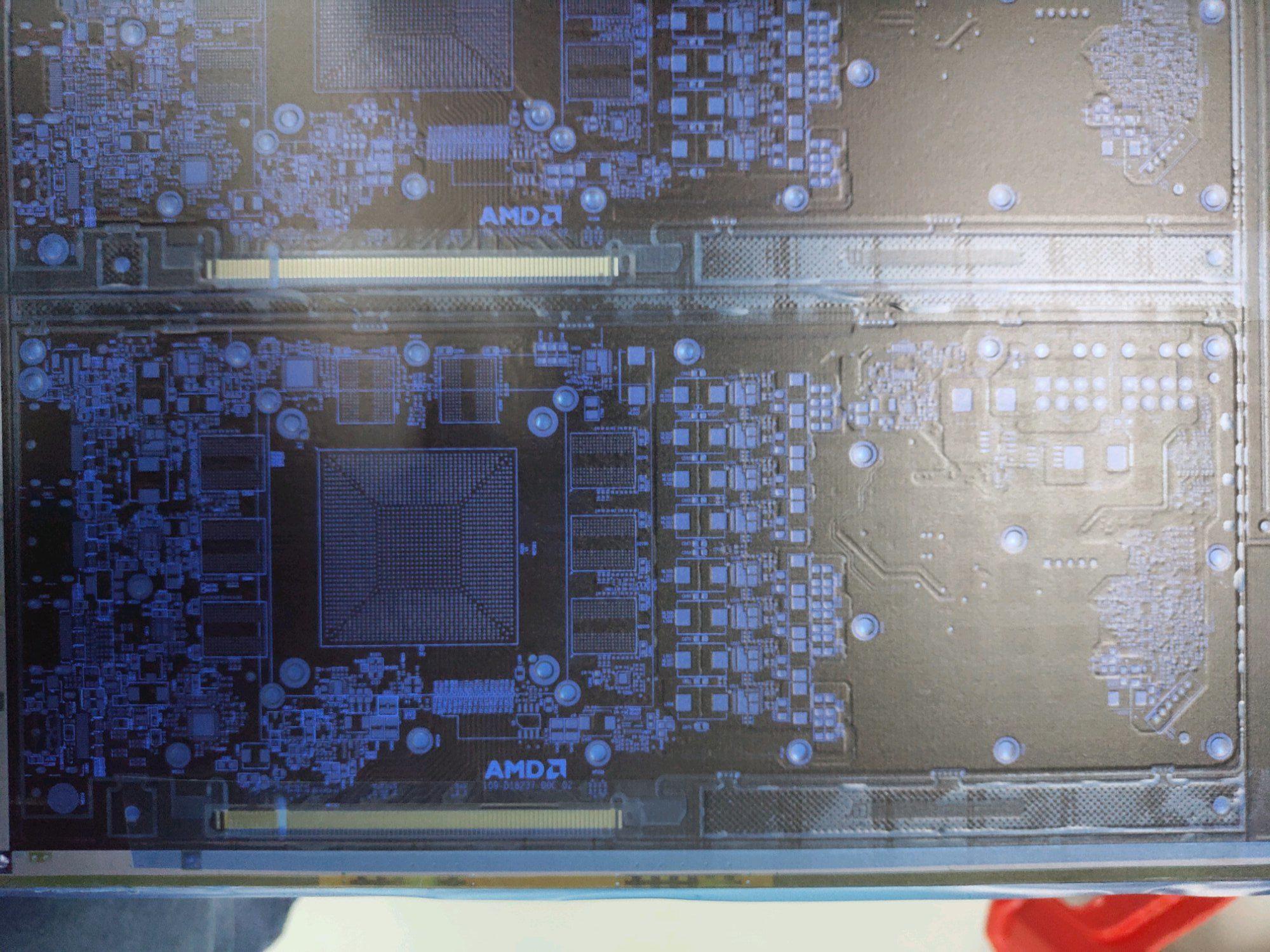 Photo of Primele imagini cu o placă Radeon Navi