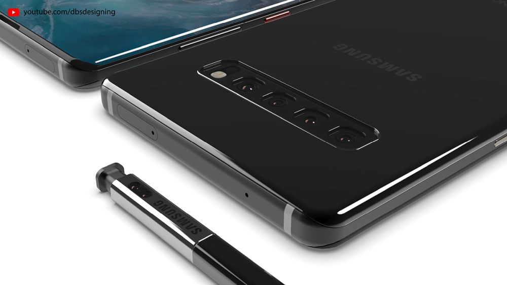 Photo of Samsung Galaxy Note 10 ar putea avea 4 versiuni