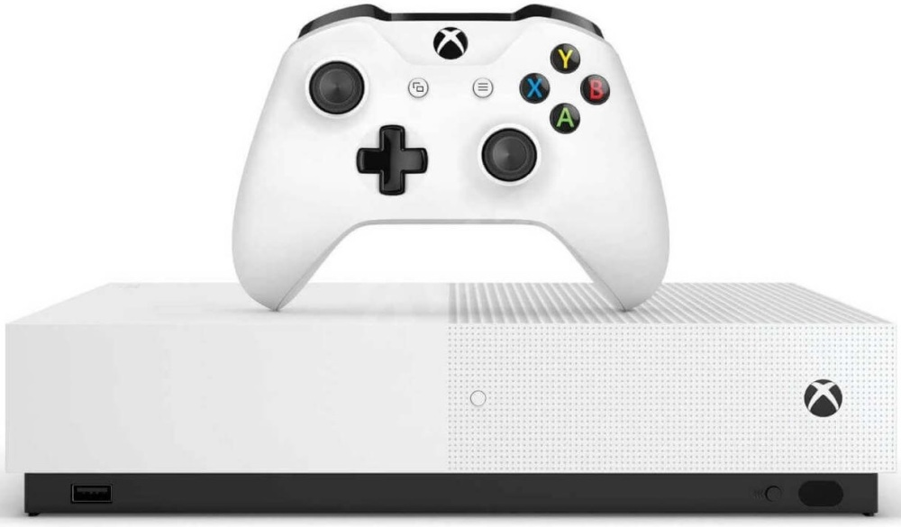 Microsoft Xbox One All-Digital