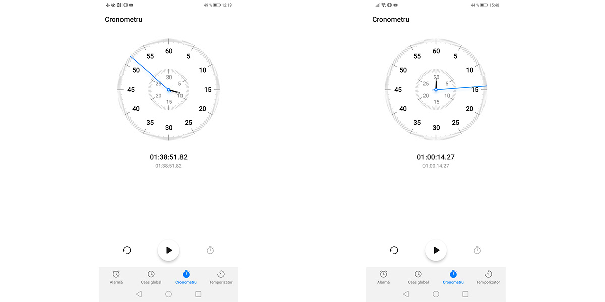 Samsung Galaxy S10 vs Huawei P30 Pro Charging