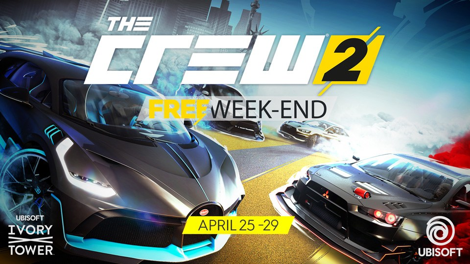 Photo of The Crew 2 va fi gratuit în acest week-end