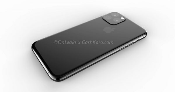 iPhone XI back leak