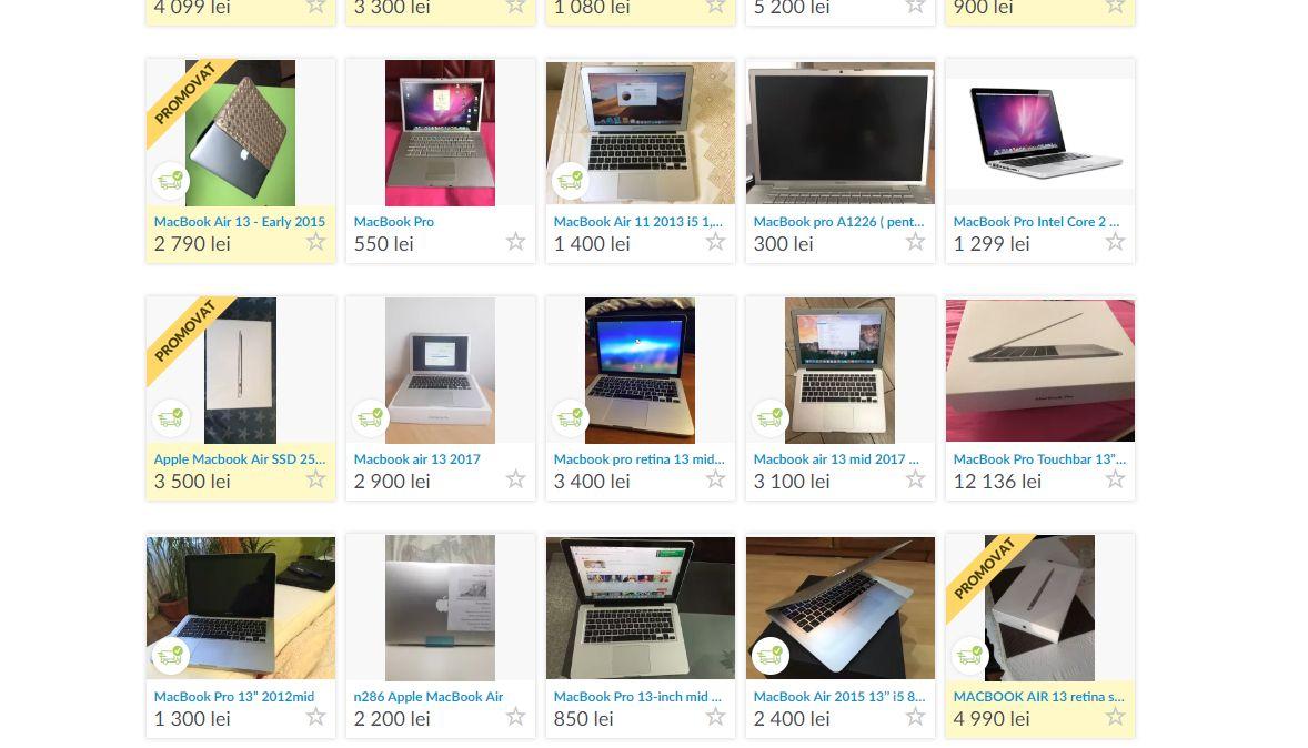 macbook laptop second hand