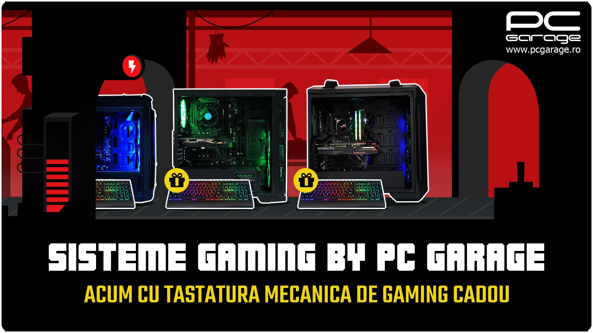Photo of PC Garage oferă tastatură mecanica cadou la toate sistemele sale de gaming