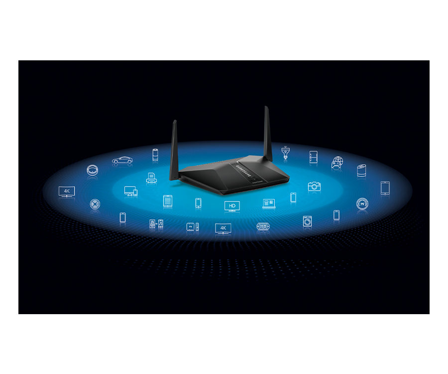Photo of Netgear AX4 review – Un router future-proof