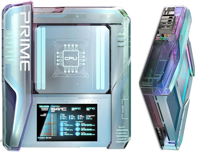 Photo of Asus propune un concept pentru placa de bază a viitorului