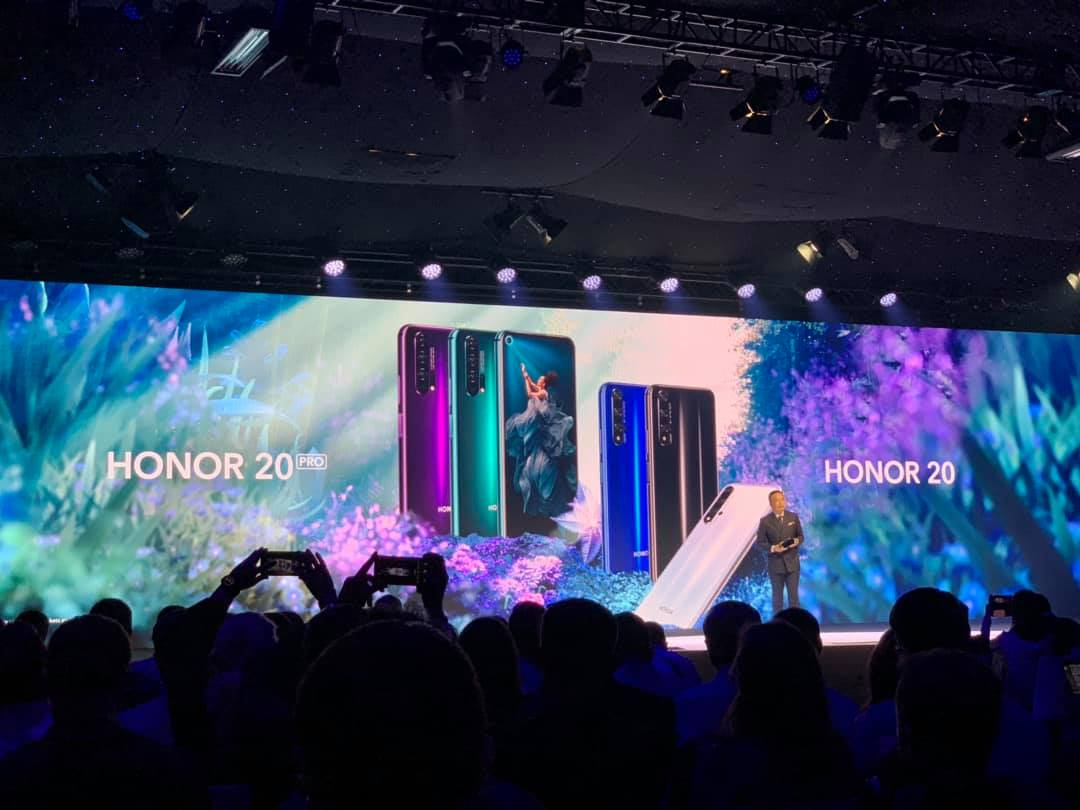 Photo of Huawei anunță Honor 20 și Honor 20 Pro