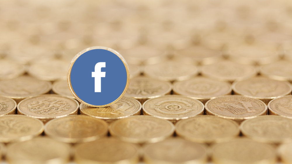 Facebook cryptomonedă