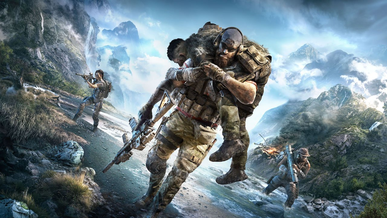 Photo of Ubisoft scapa de unele microtranzactii din Ghost Recon Breakpoint