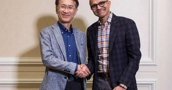 Sony și Microsoft colaborează la un serviciu de Cloud-Gaming
