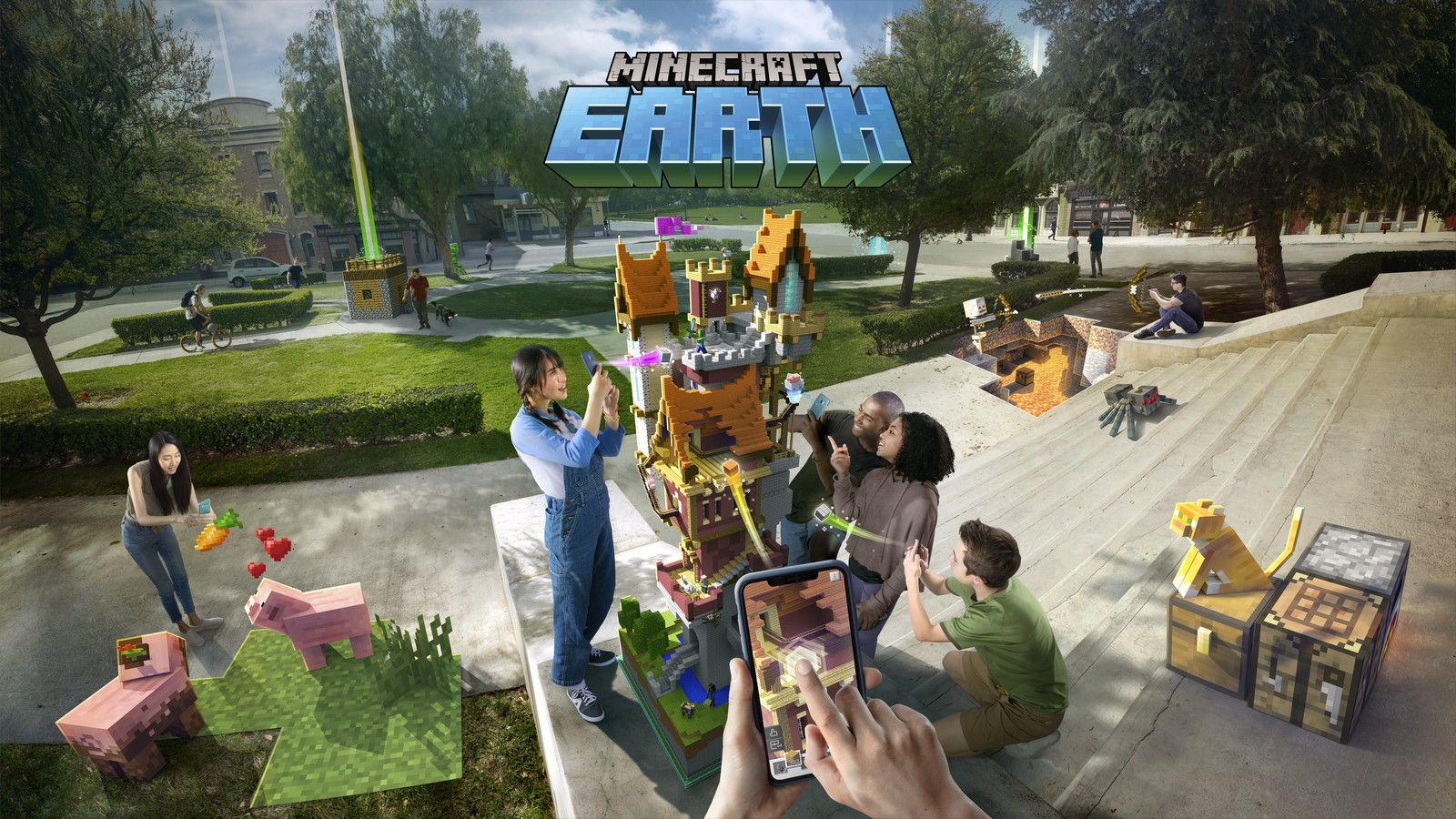 Photo of Minecraft Earth se pregătește de beta