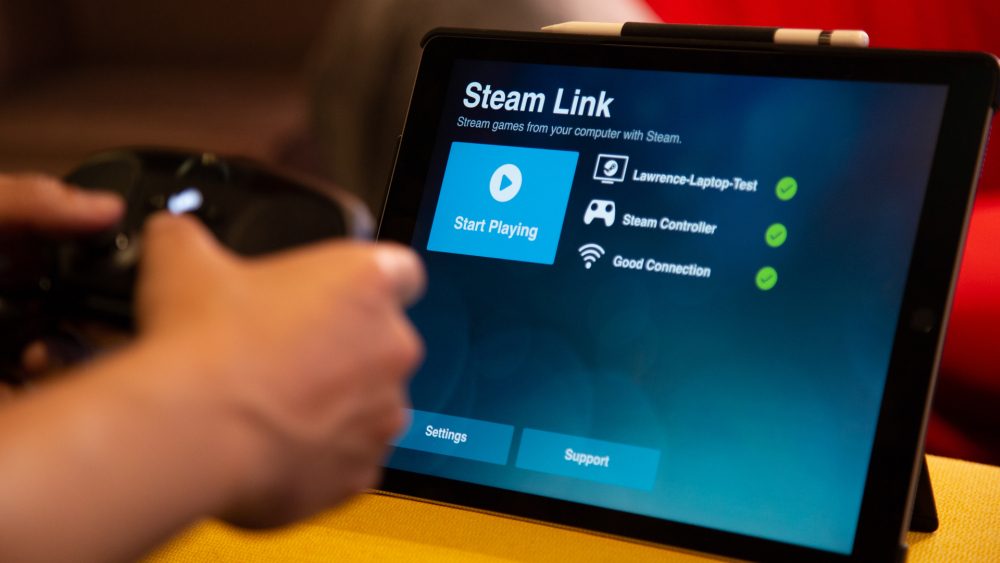 Photo of Steam Link este acum disponibil și pe iOS