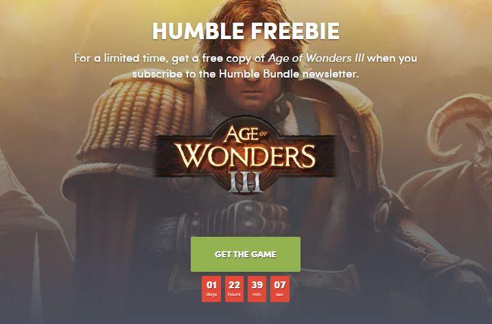 Photo of Age of Wonders 3 este gratuit în acest moment