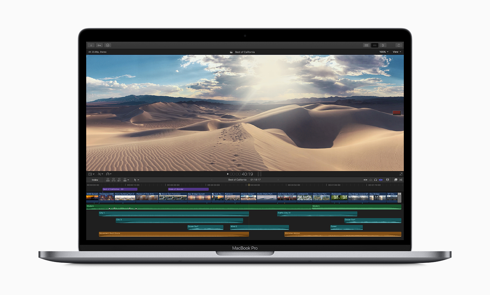 Photo of Apple actualizează seria de laptopuri MacBook Pro