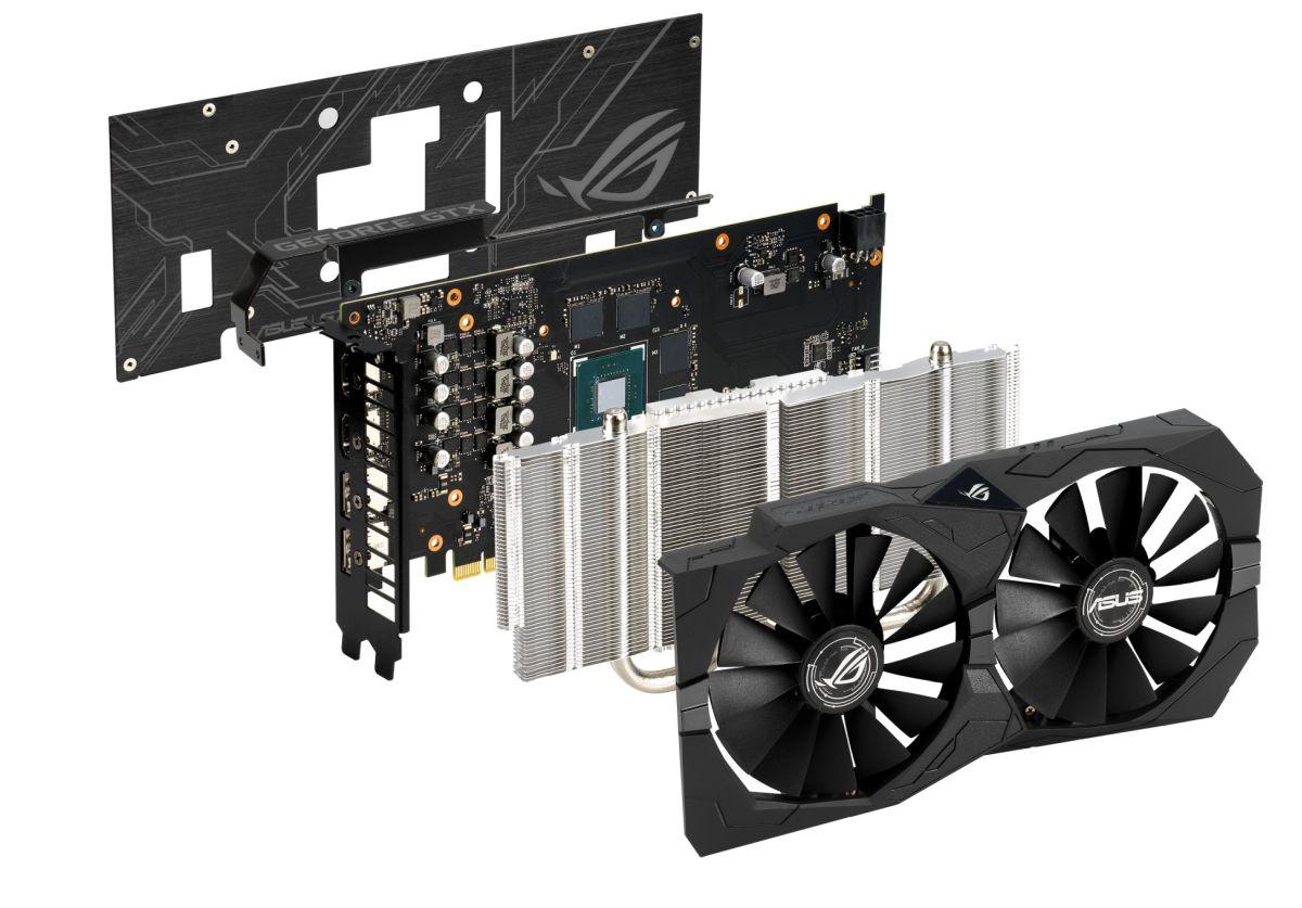 Photo of Plăcile grafice ASUS ROG Strix, Dual și Phoenix GeForce GTX 1650 sunt disponibile în România