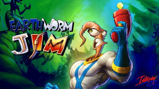 Photo of Earthworm Jim revine