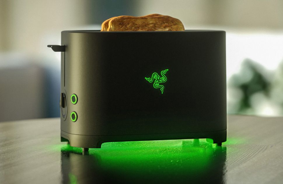 Photo of Razer face un toaster