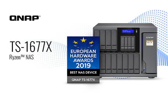 Photo of QNAP TS-1677X este cel mai bun NAS, conform European Hardware Awards 2019