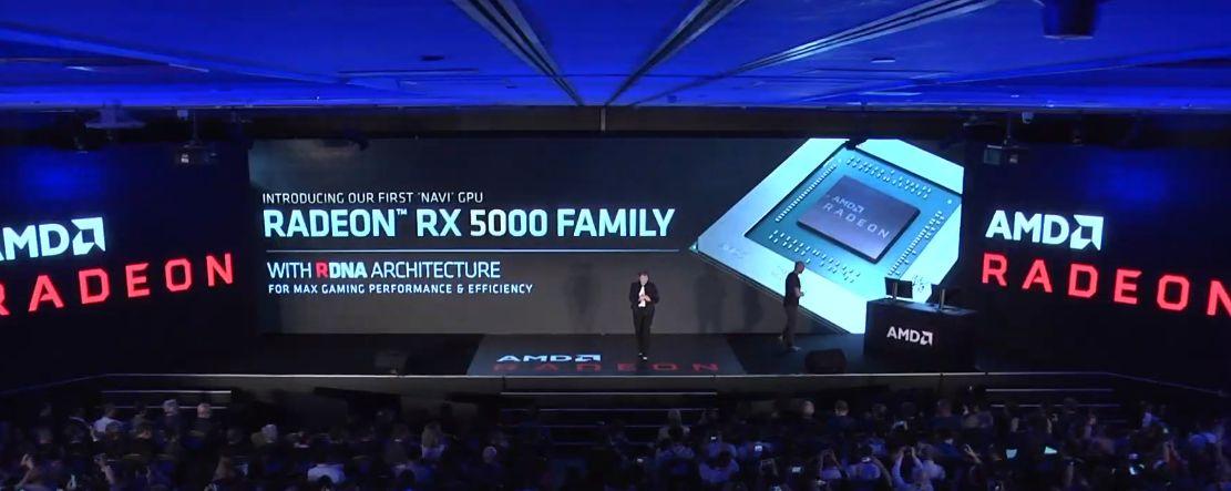Photo of AMD prezintă Radeon RX 5000, noile plăci video de gaming bazate pe Navi