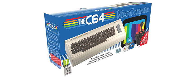 Photo of Commodore 64 revine