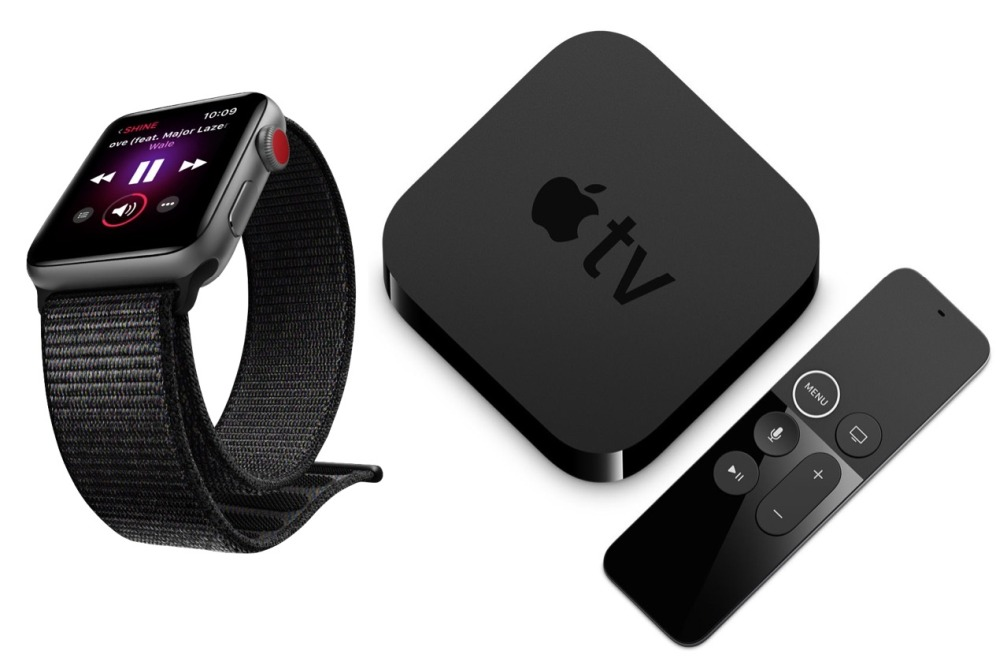 Apple watchOS 6 tvOS 13