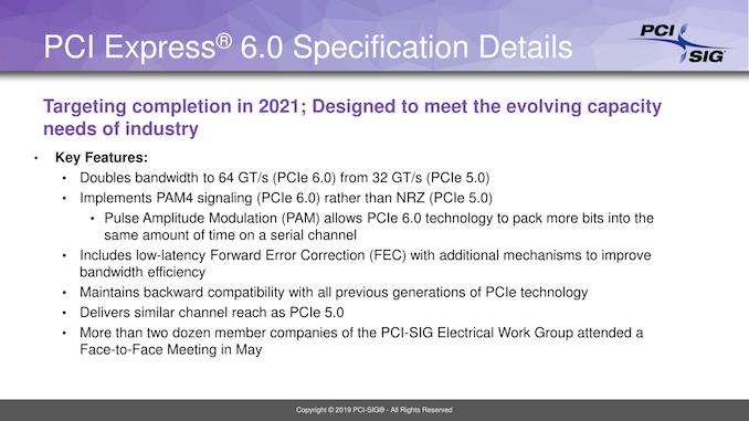 Photo of PCI-Express 6.0 este deja în dezvoltare
