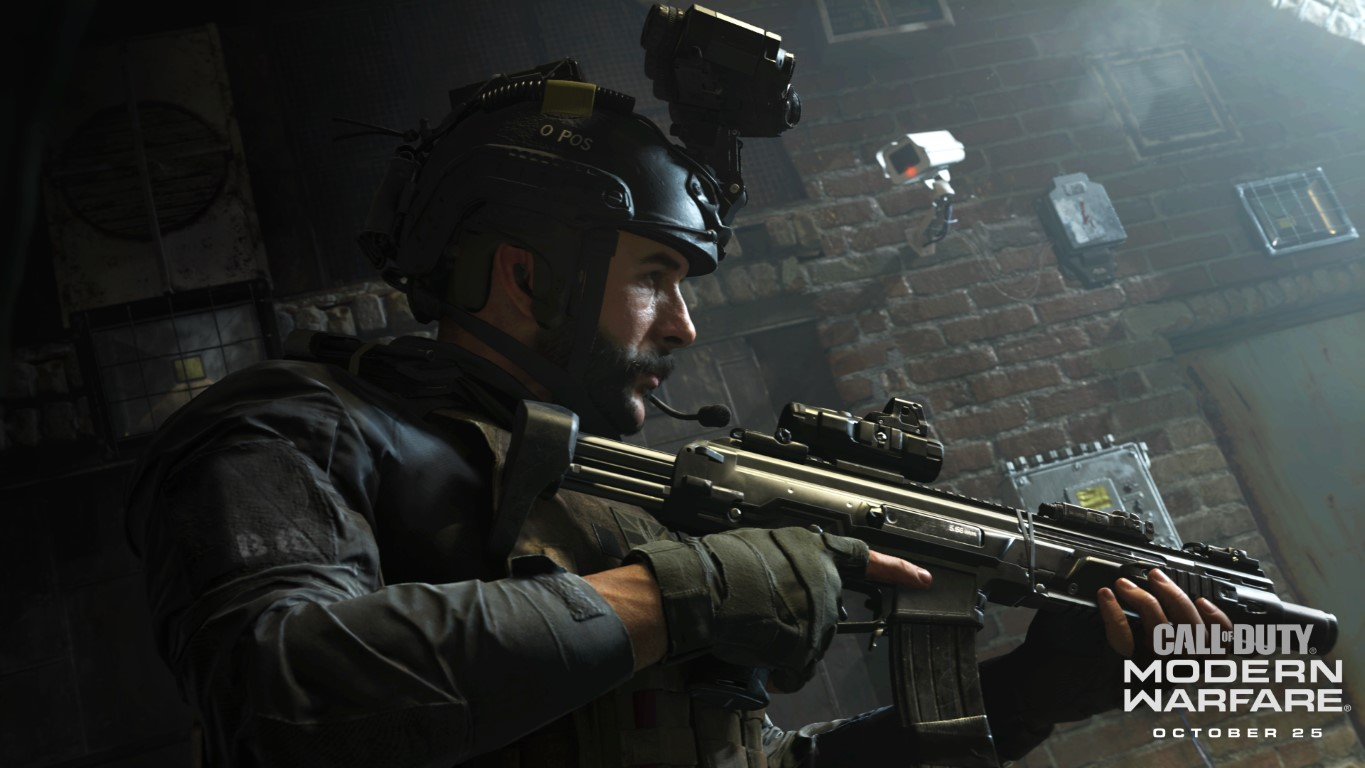 Photo of Call of Duty: Modern Warfare va beneficia de suport pentru Direct X Raytracing cu ajutorul plăcilor grafice NVIDIA GeForce RTX