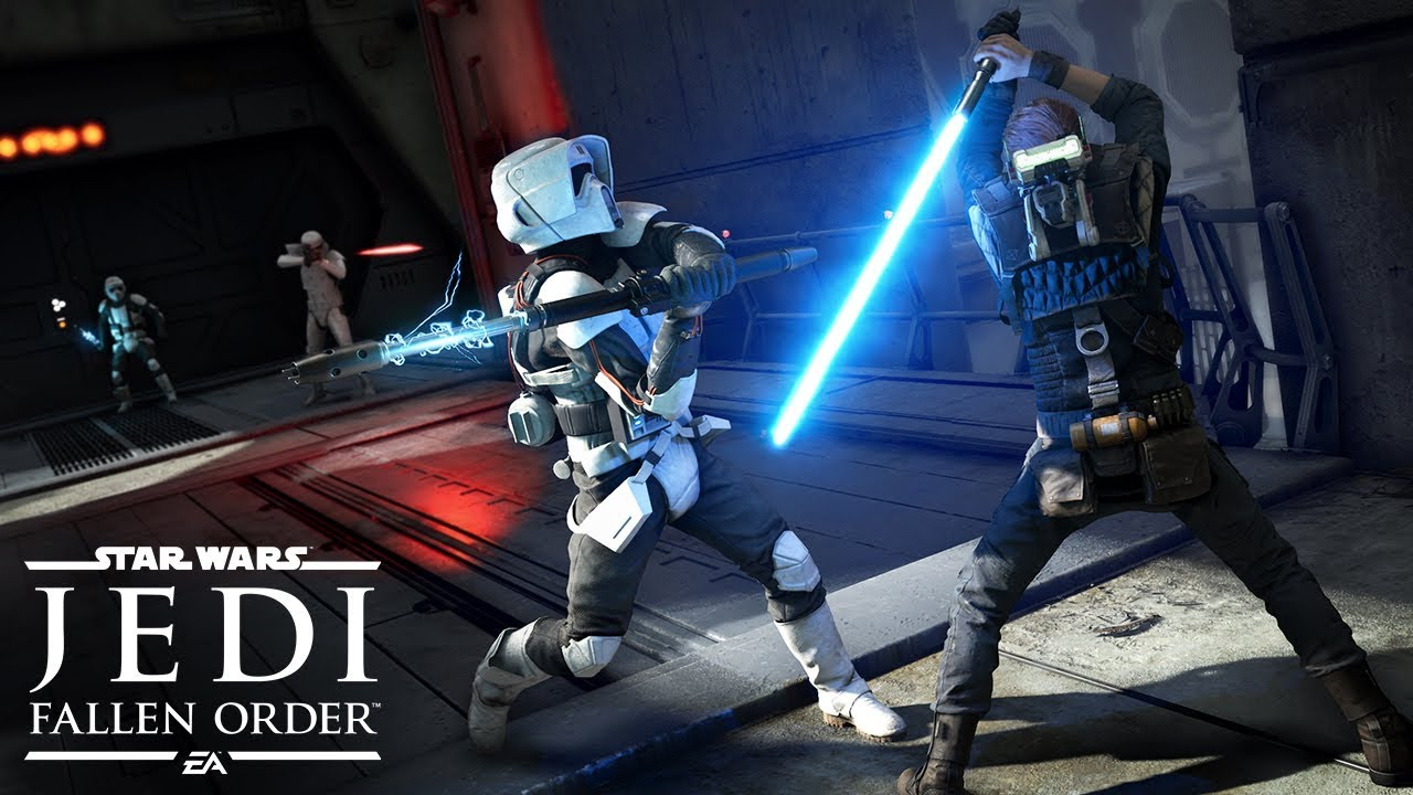 Photo of Secvențe de gameplay din Star Wars Jedi Fallen Order