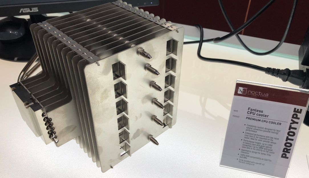 Photo of Noctua a făcut un cooler pasiv de 1.5kg