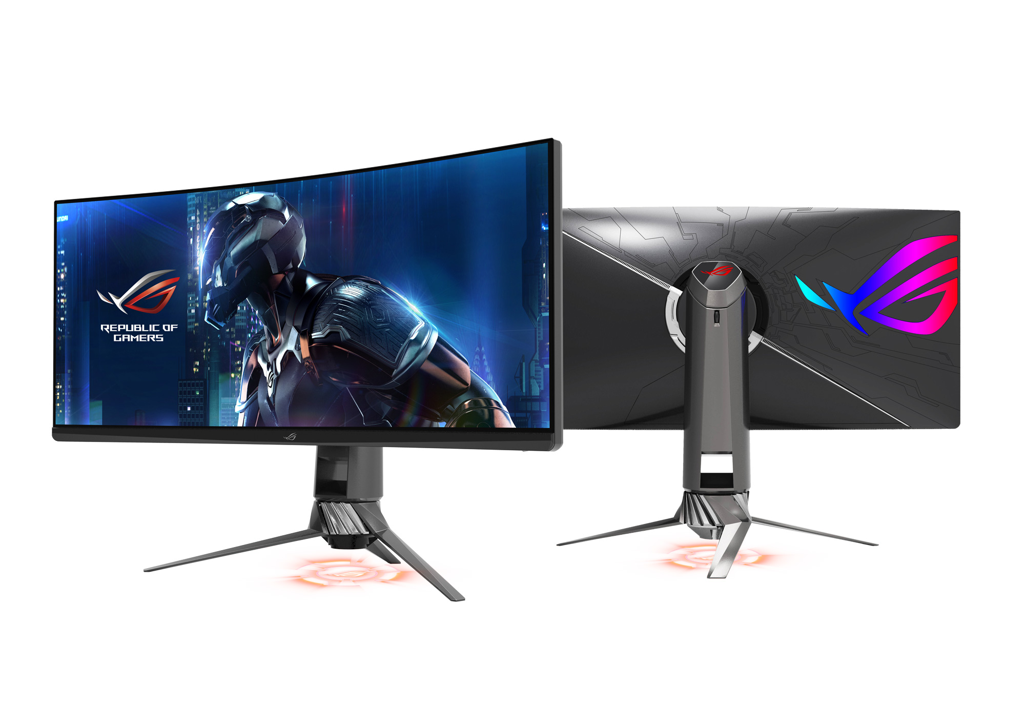 Photo of ASUS Republic of Gamers anunță noul monitor ROG Swift PG35VQ