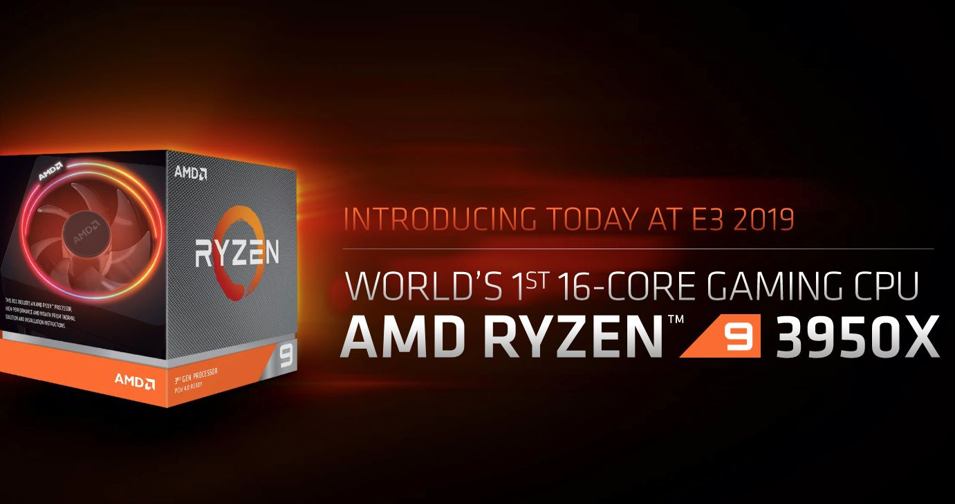 Photo of AMD confirmă procesorul de gaming cu 16 nuclee, Ryzen 9 3950X