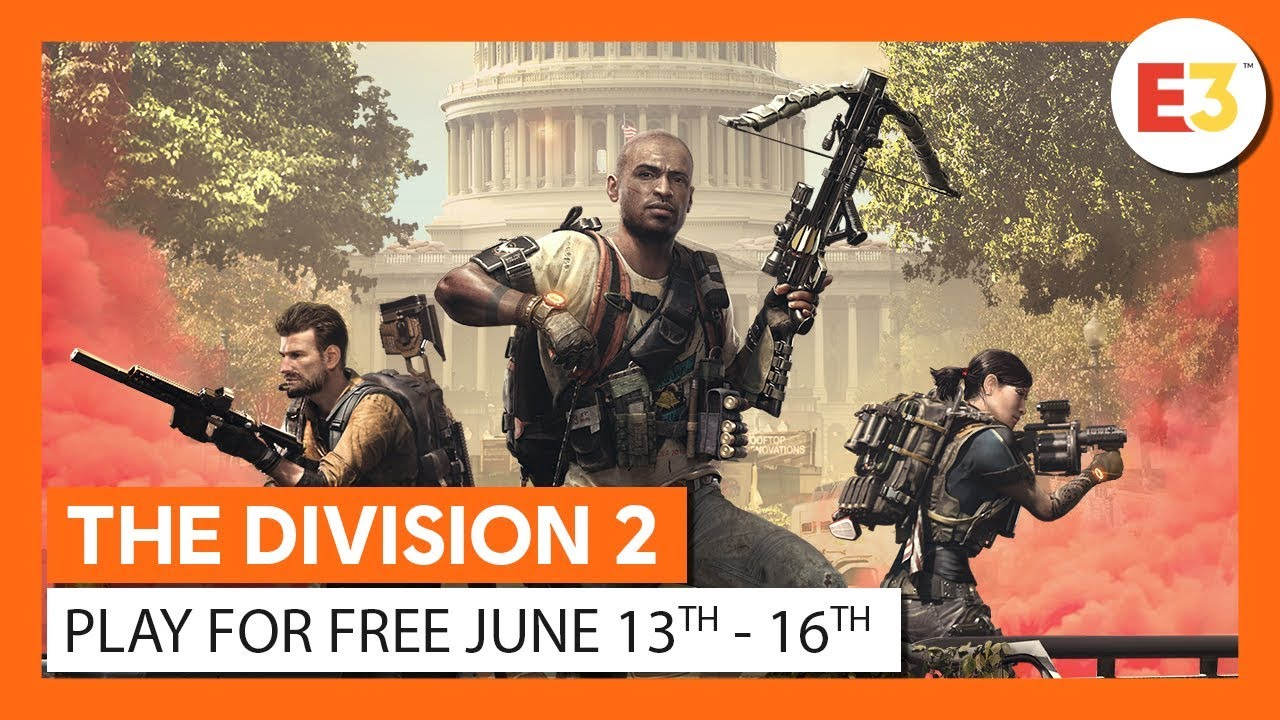 Photo of The Division 2 va fi gratuit de mâine