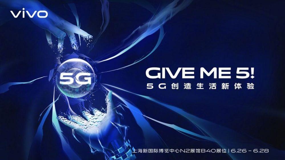 Photo of vivo va anunța primul său telefon 5G săptămâna viitoare