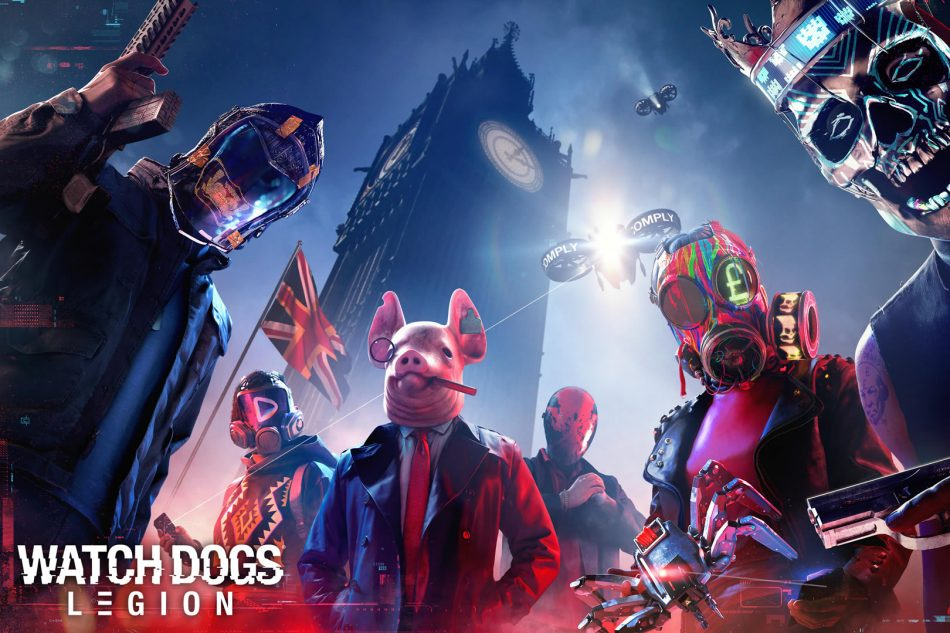 watch dogs legion ubisoft