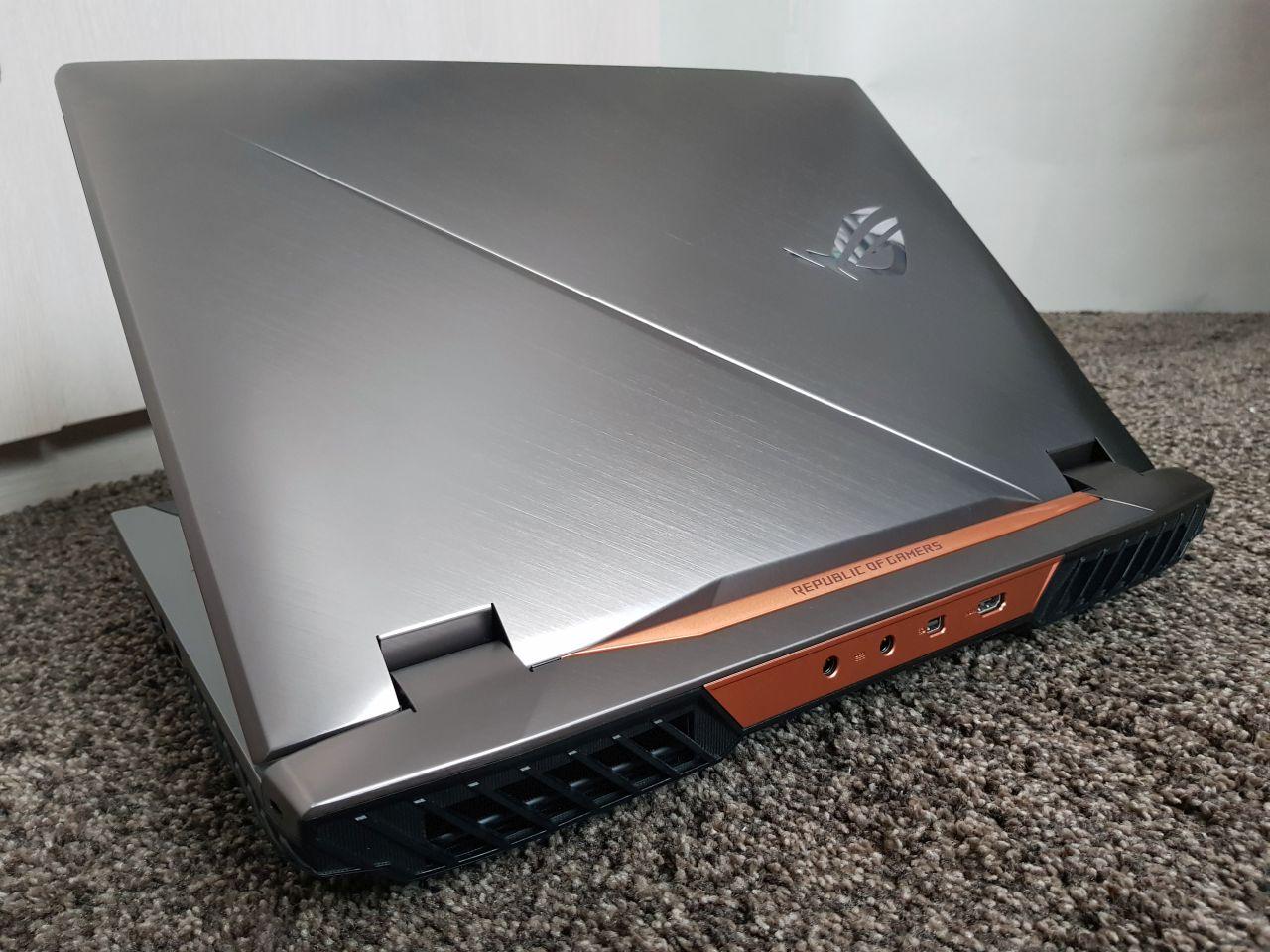 Photo of ROG G703GXR: ASUS ridică ștacheta laptop-urilor de gaming. Sus, foarte sus! (review)