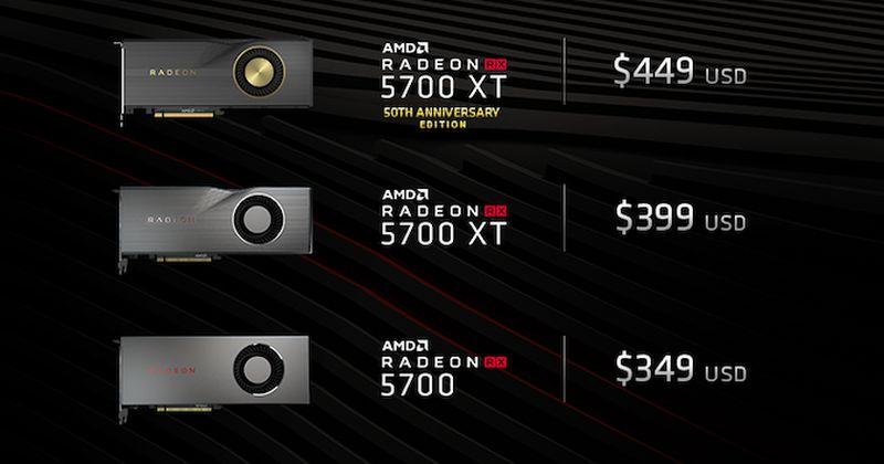 RX 5700 pret