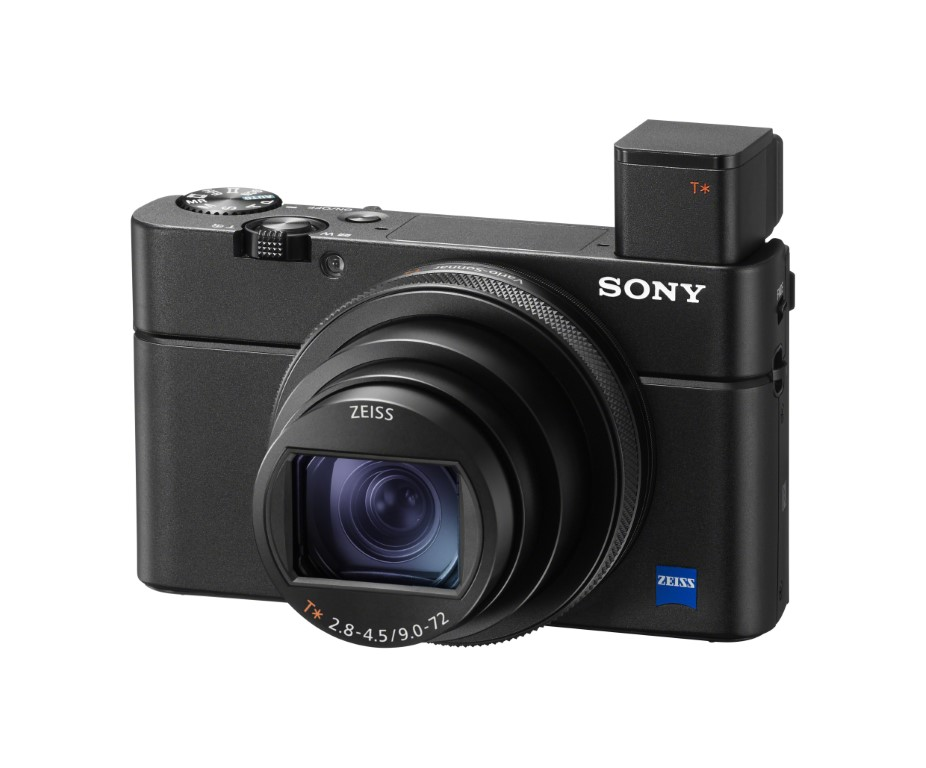 sony RX100VII_Right_EVF