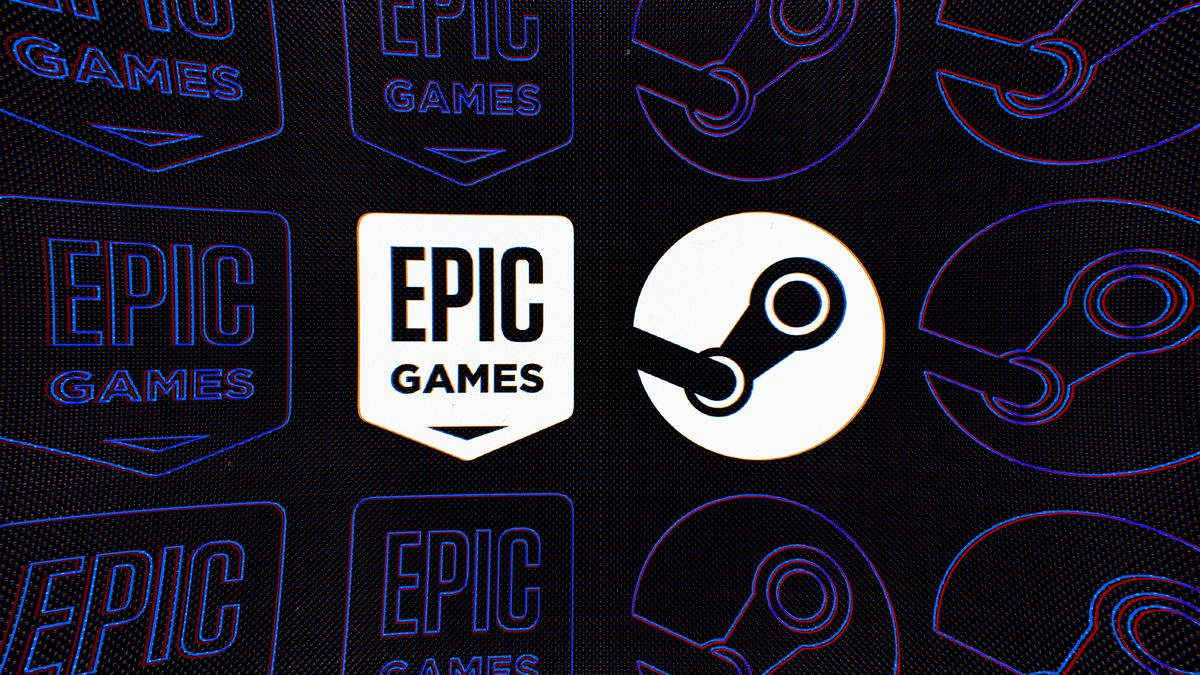 Valve Steam vs Epic Games Store