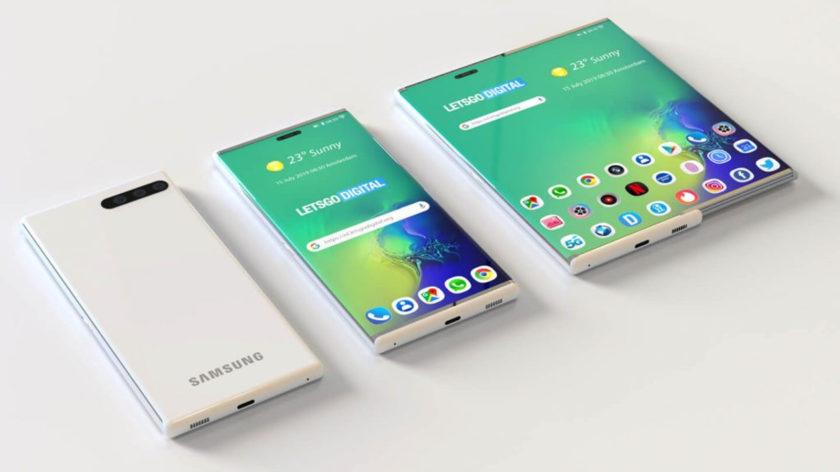 Photo of Samsung Galaxy Fold ar fi putut să arate altfel