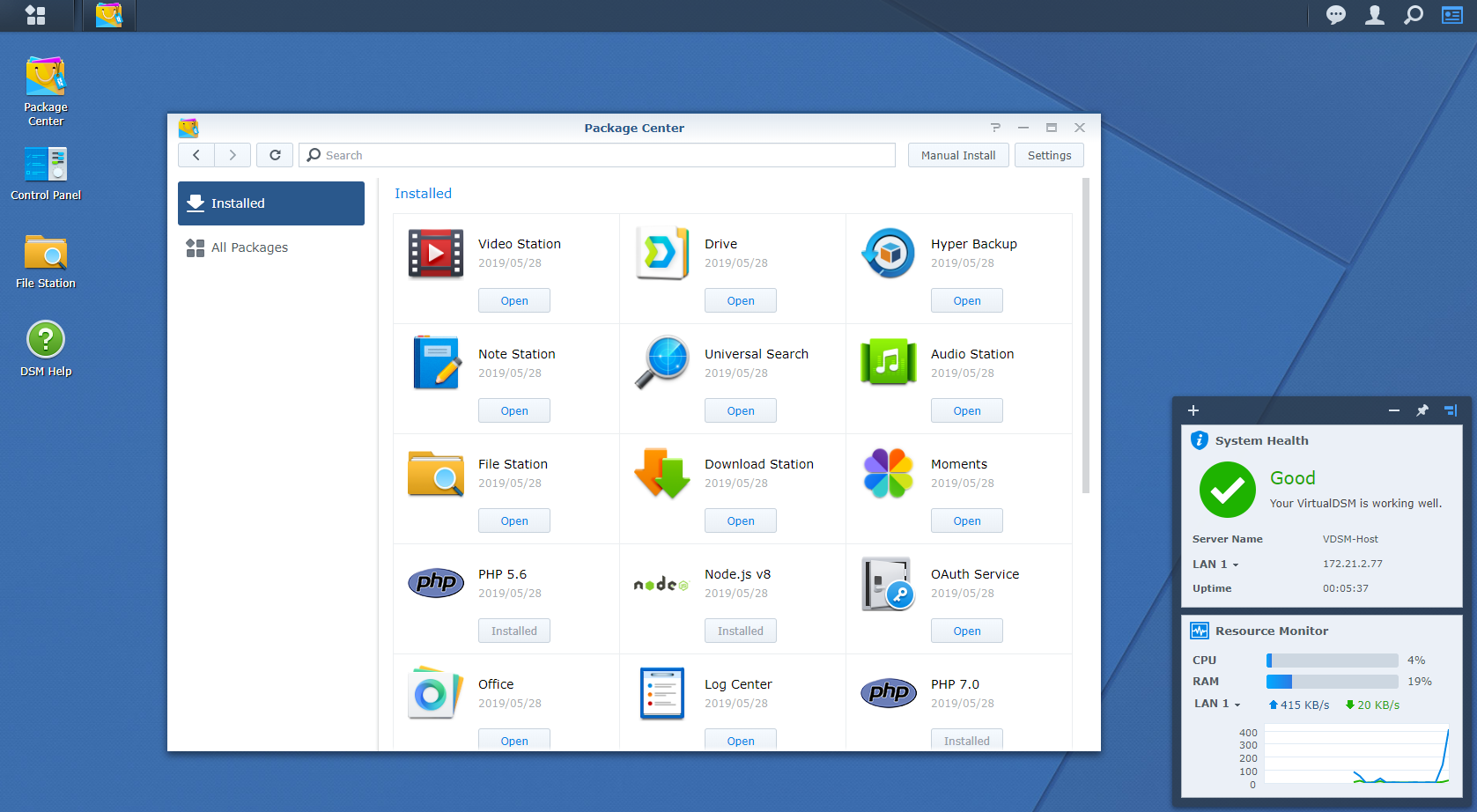 Photo of Synology lansează DiskStation Manager 6.2.2