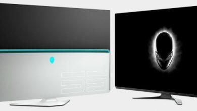 Photo of Alienware lanseaza un monitor de gaming, cu display OLED de 55 de inch
