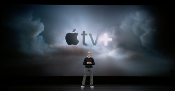 Apple TV+ va fi lansat in Noiembrie, in aceeasi perioada cu Disney+